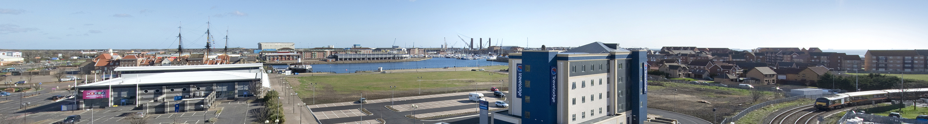 Development land at Hartlepool Marina